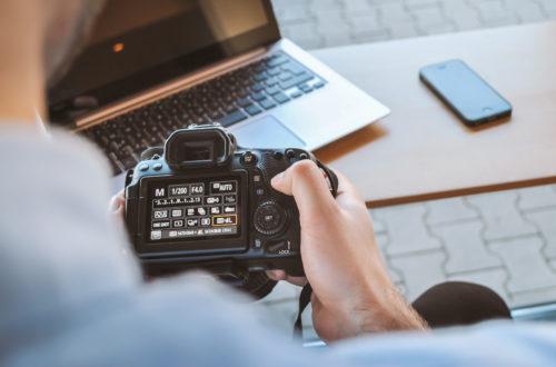 So einfach ist das Fotografieren im manuellen Modus