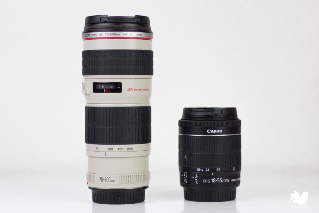 Mein Teleobjektiv für Bewegungsfotos – Canon EF 70-200mm f/4L USM
